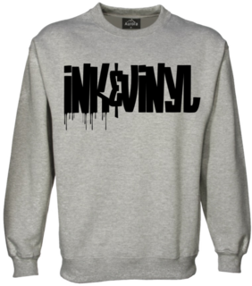 'Ink&Vinyl' Urban Sweat
