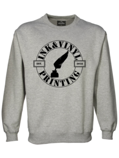 Ink&Vinyl Logo Sweat