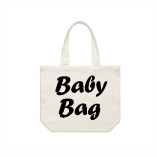 LTD EDT Baby Bag