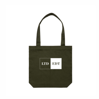 LTD EDT Tote Bag