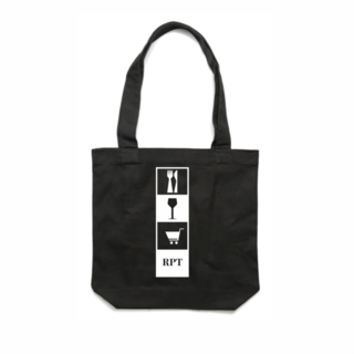 LTD EDT Eat Drink Shop Tote