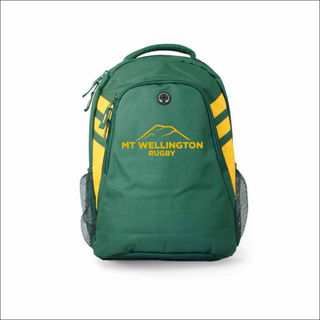 Mt Wellington Rugby Backpack
