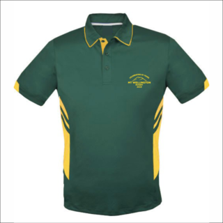 Mt Wellington Rugby Mens Polo