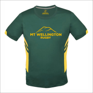 Mt Wellington Rugby Kids Warm Up Top