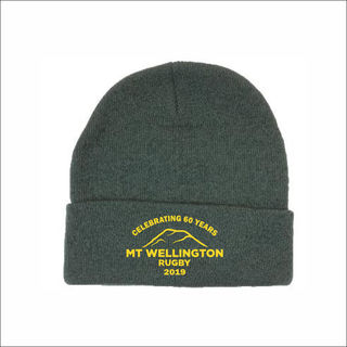 Mt Wellington Rugby Beanie