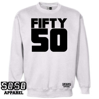 Fifty50 Crew Neck Sweat