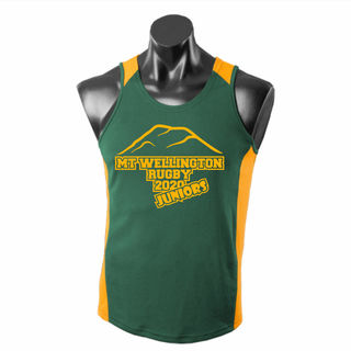 Mt Wellington Rugby Club Kids Singlet