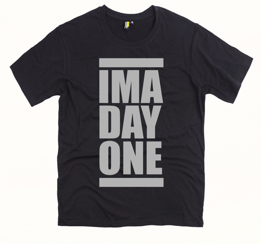 IMA DAY ONE Kids Tee