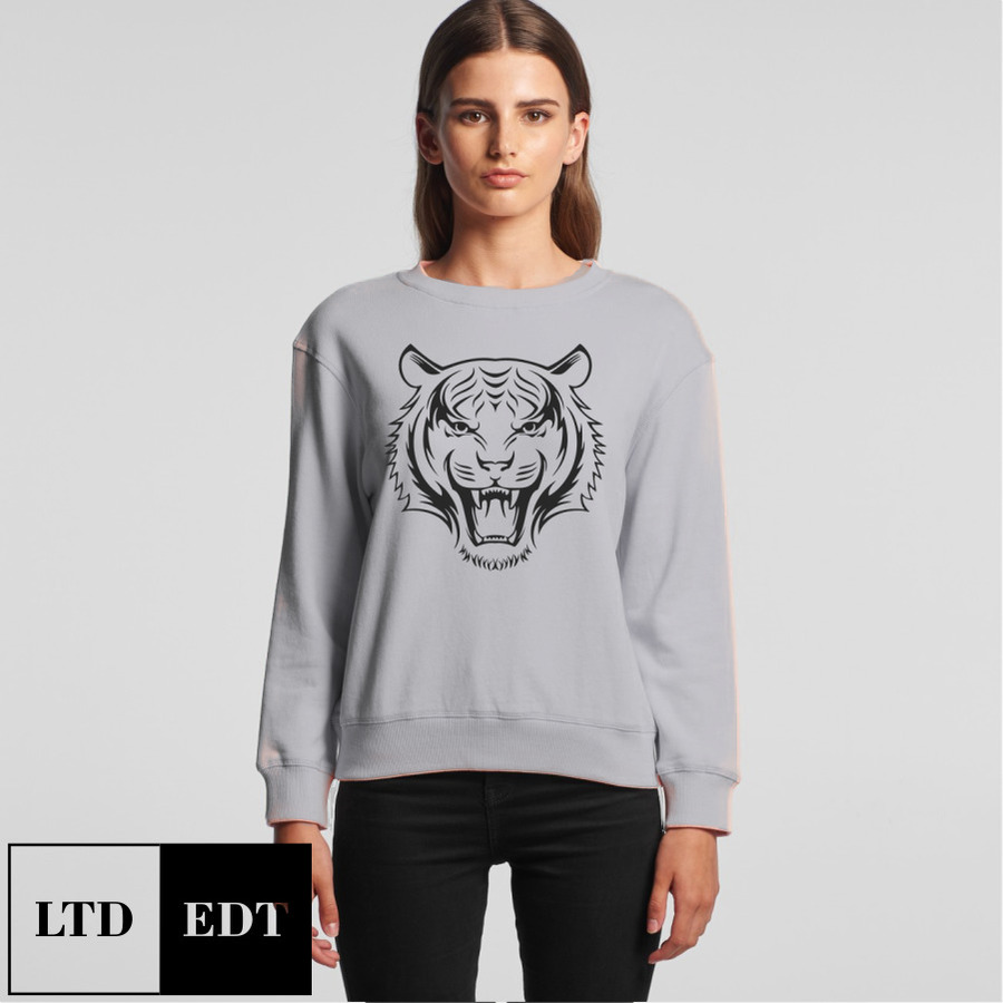 LTD EDT Ladies Tiger Sweatshirt