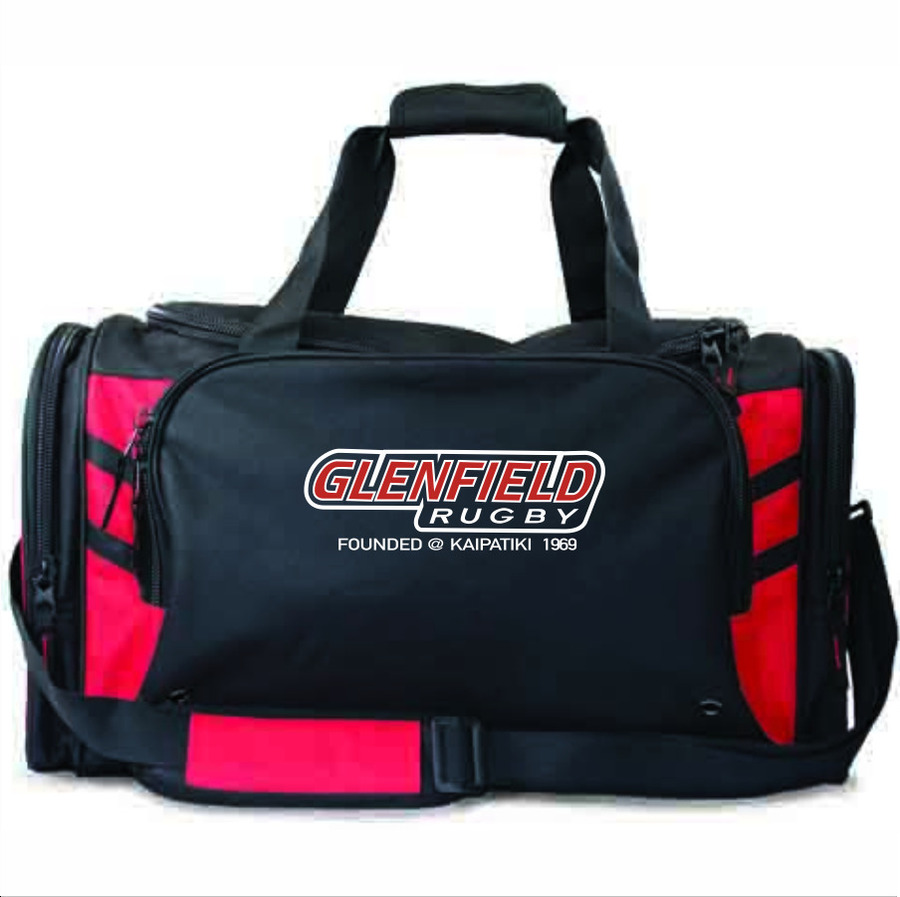 Glenfield Rugby Sports Bag